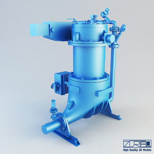 obj ash vessel ra pump