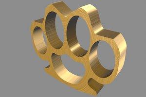 brass knuckles 3ds