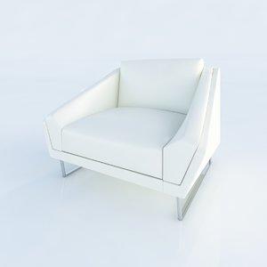 duna lounge hbf 3d max
