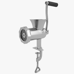 max manual meat grinder