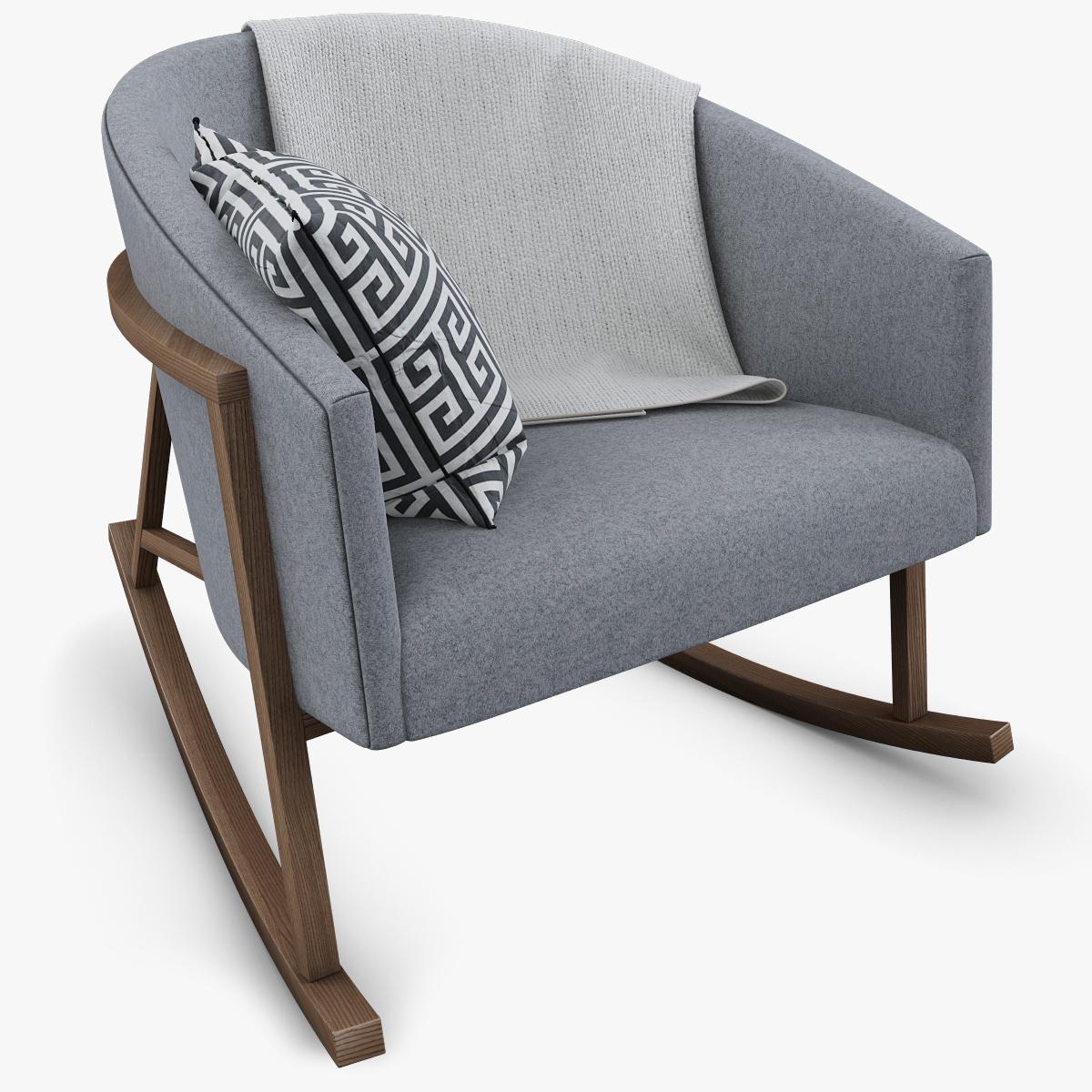 Cool Ryder Sedia A Dondolo Inzonedesignstudio Interior Chair Design Inzonedesignstudiocom