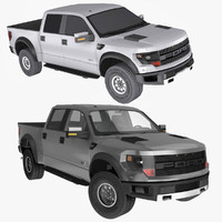 Raptor Crew Cab Collection