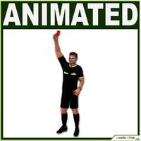 ref referee 3d model