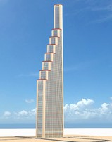 obj skyscraper sc