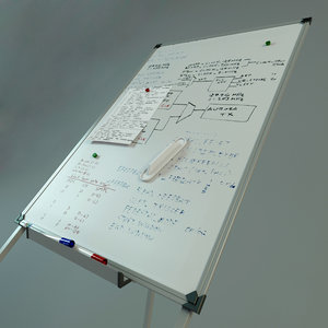 max whiteboard stands