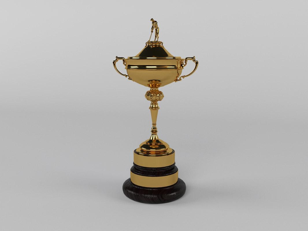 ryder cup trophy max
