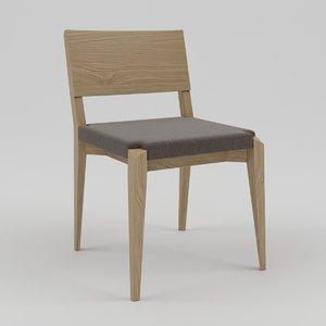 kitchen chair calligaris max