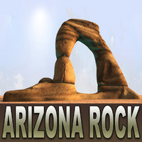 3d model arizona desert rock