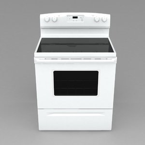 cook cooker electric 3d max