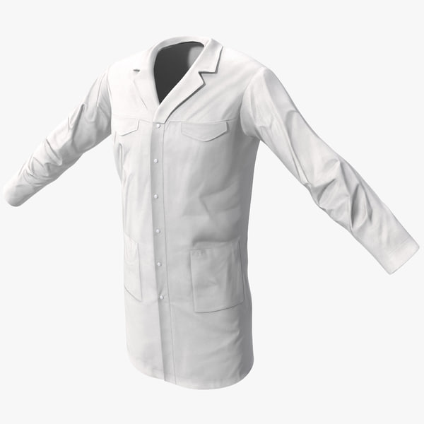 lab gown 2 max