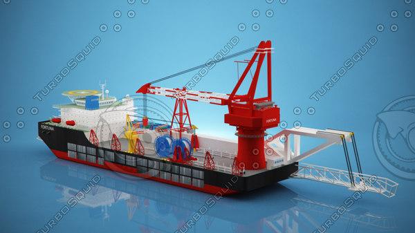 max vessel fortune ship