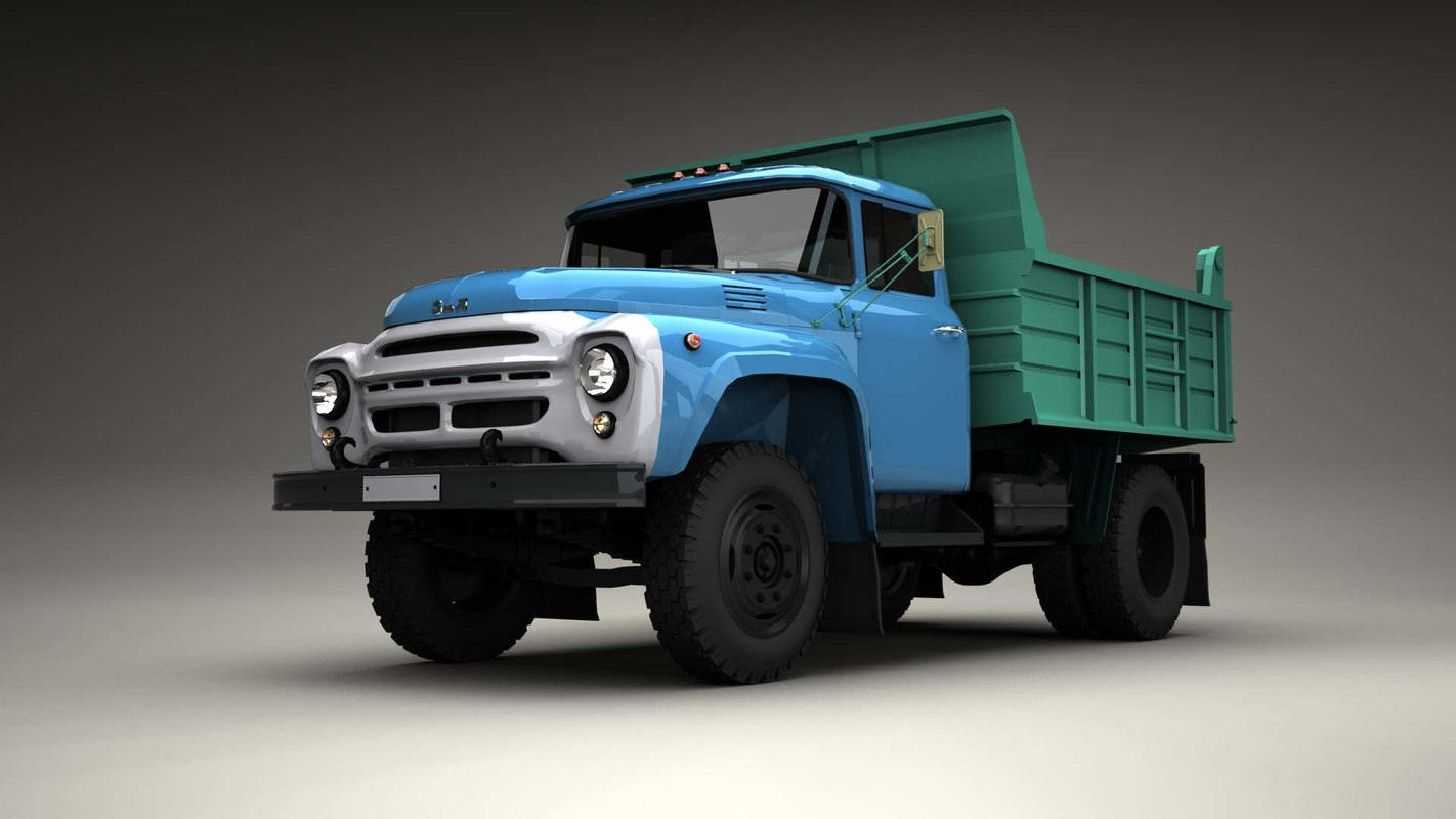 ZIL-4502: overview, technical specifications