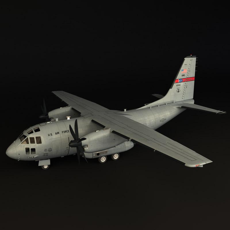 spartan c 27 3d model