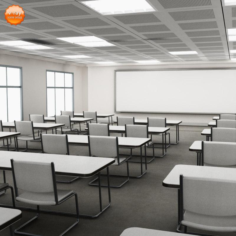 max classroom architectural
