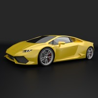 3ds car sport lamborghini