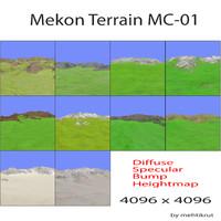 Mekon Terrain MC-01