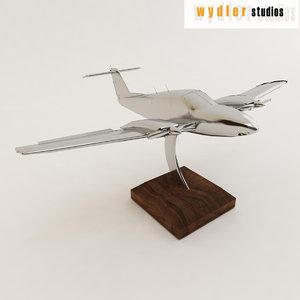 3ds decorative plane