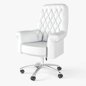 office armchair obj