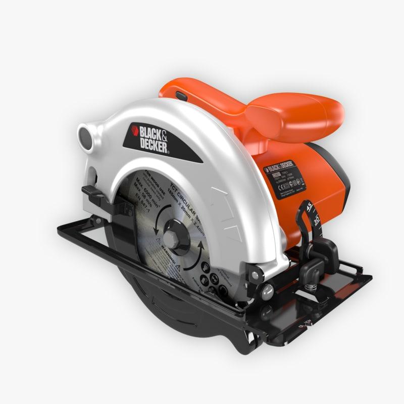 3d circular saw