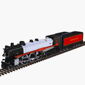 hudson locomotive train max