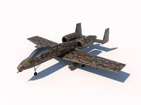 LOCKHEED MARTIN A-10 THUNDERBOLT