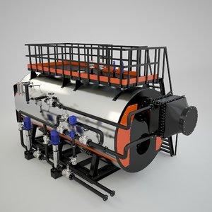 3d boilers vtf