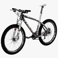 mountain racing bike trek max
