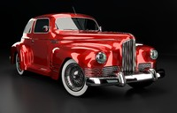 Oldtimer Concept Car