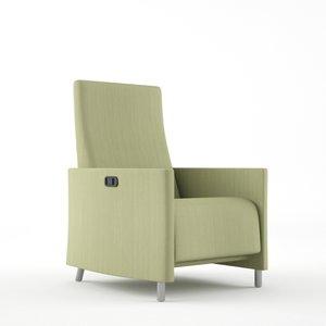 3d nemschoff pamona recliner model