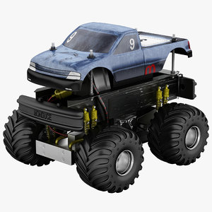 obj remote control car