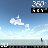 Sky 3D Day 105