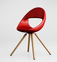 tonon lucky chair 3d max