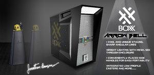ige design boxx computers case