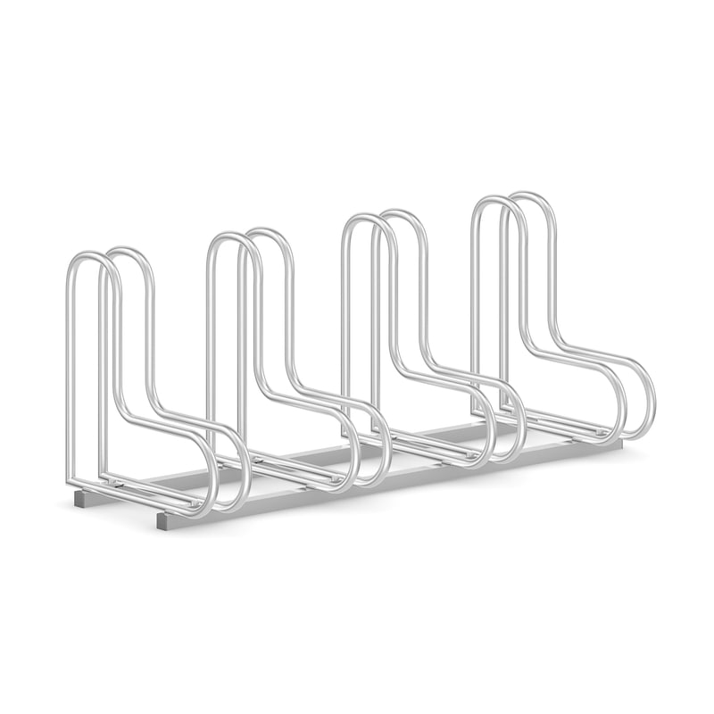 3d max metal bicycle rack