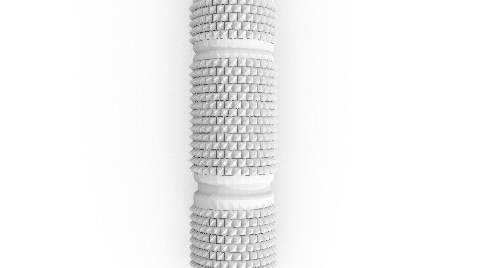 dentist tool 3d model