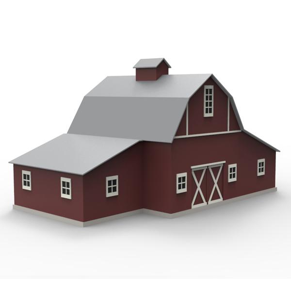 old barn max