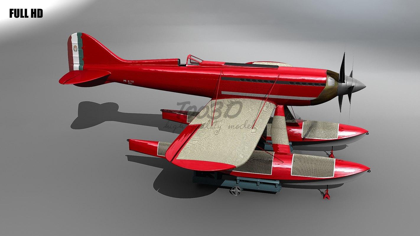 max mc72 seaplane
