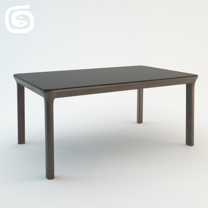 3d manda table