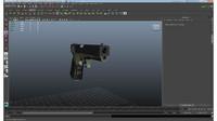 3d model glock 17 trademarks