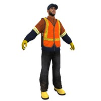 Worker T3