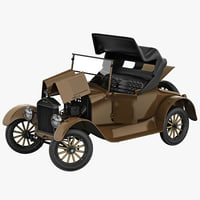 Ford Model T Rigged