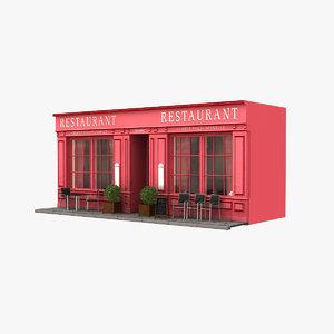 lightwave france restaurant