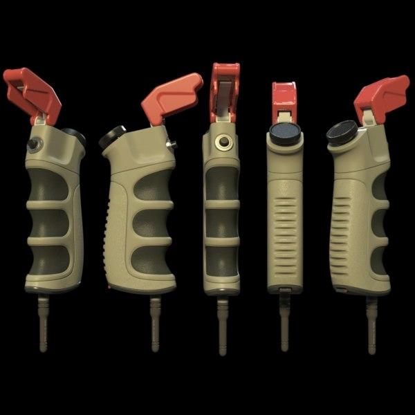 3ds max remote detonator