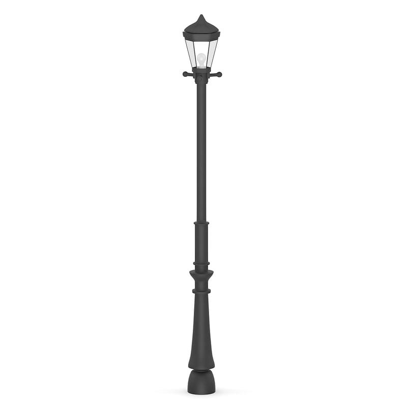 classic lamp street max