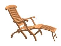 steamer armchair max