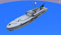 Motor Torpedo Boat P123K Komsomolec