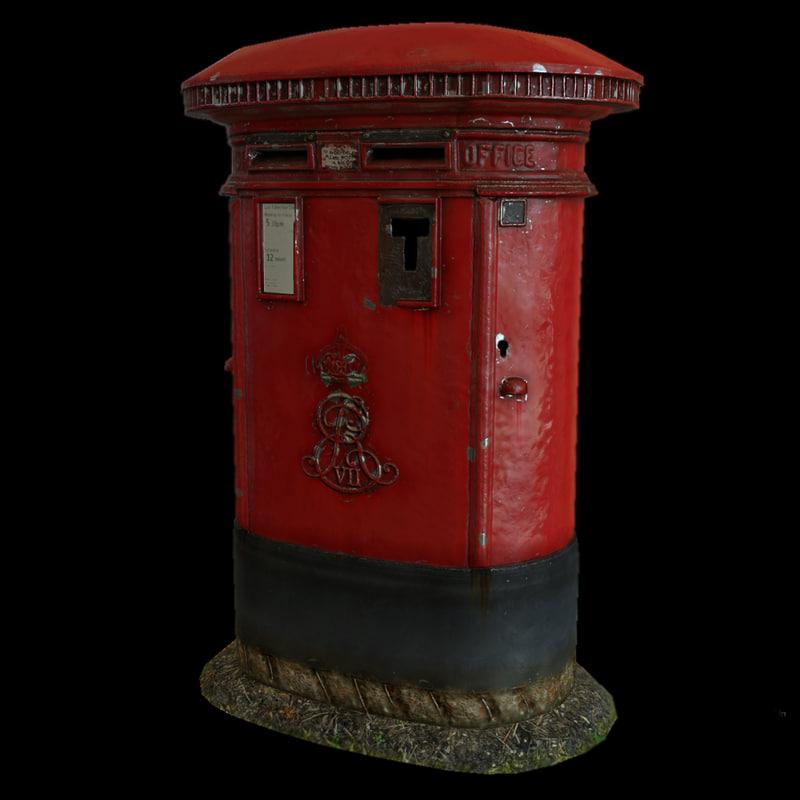 maya royal postbox