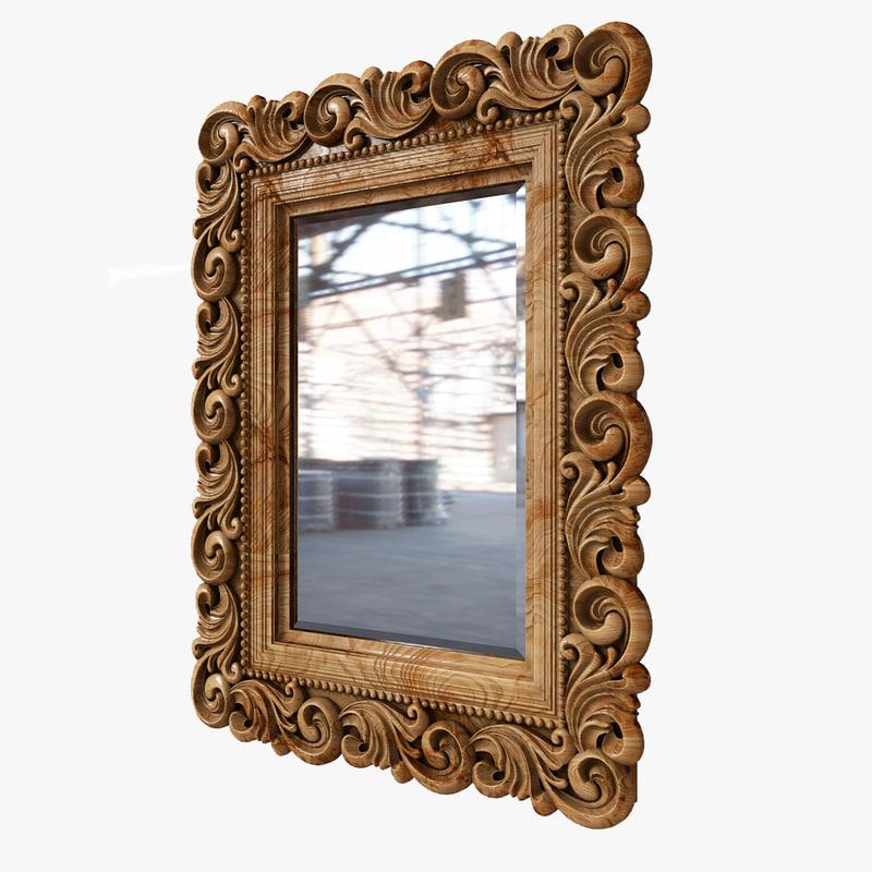 3d mirror model