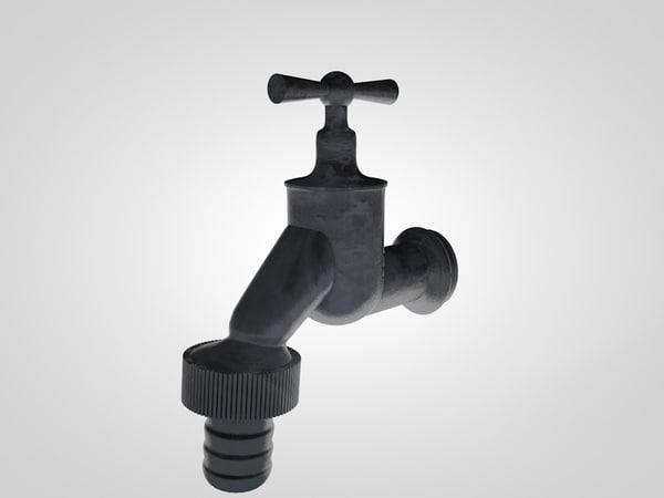 faucet 3d model