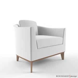 bernhardt design 3d max